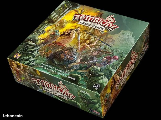 Zombicide green horde 29f6cd10