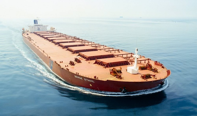 Deadweight tonnage Berges10