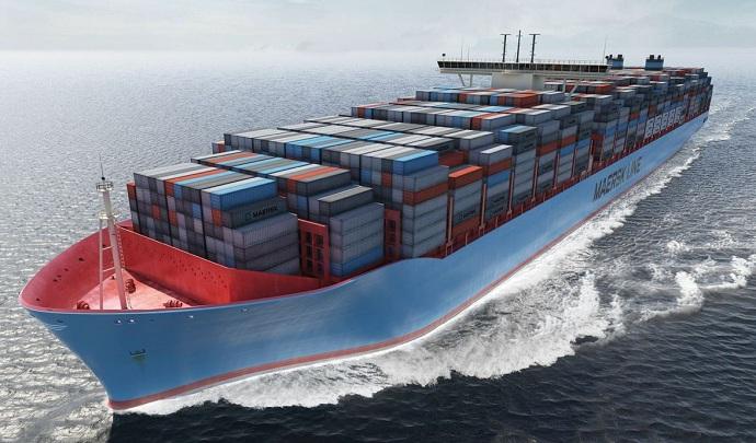 Deadweight tonnage Maersk10