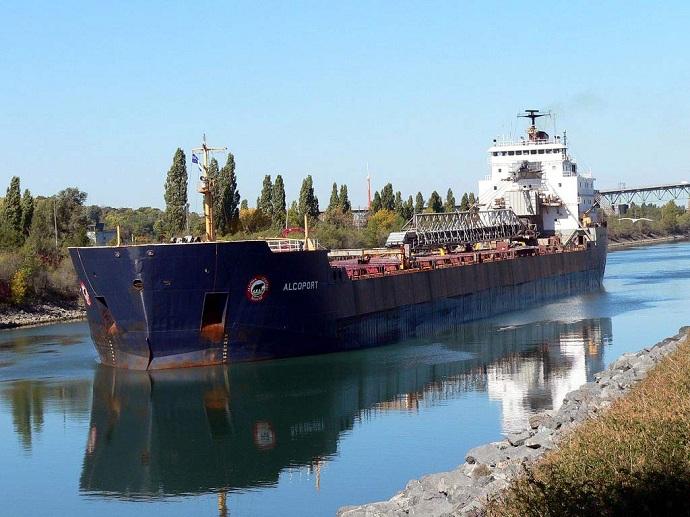 Deadweight tonnage Seaway10