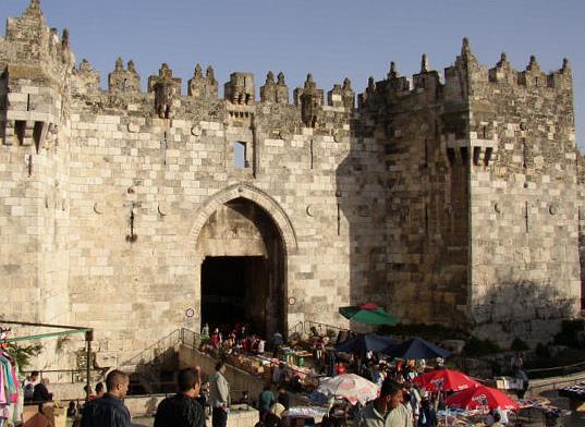 القدس معالم و تاريخ Damasc10