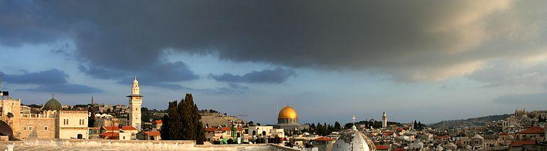 القدس معالم و تاريخ Panorm10
