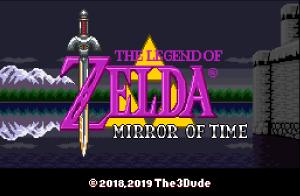 (NEW) Zelda3: Mirror of Time Progress Screen10