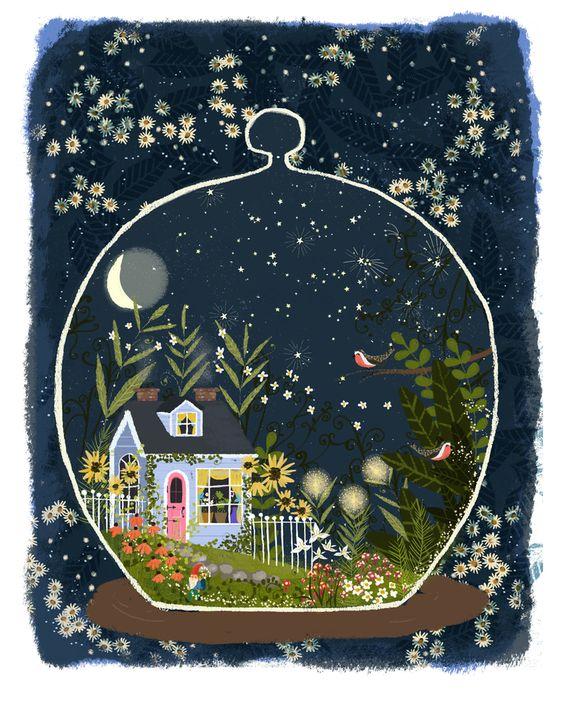 bonzour bonne zournée et bonne nuit notre ti nid za nous - Page 37 48010e10