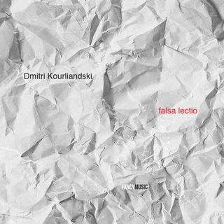 Sorties CD en musique du XXIè siècle Cover17