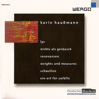 Sorties CD en musique du XXIè siècle Haussm11