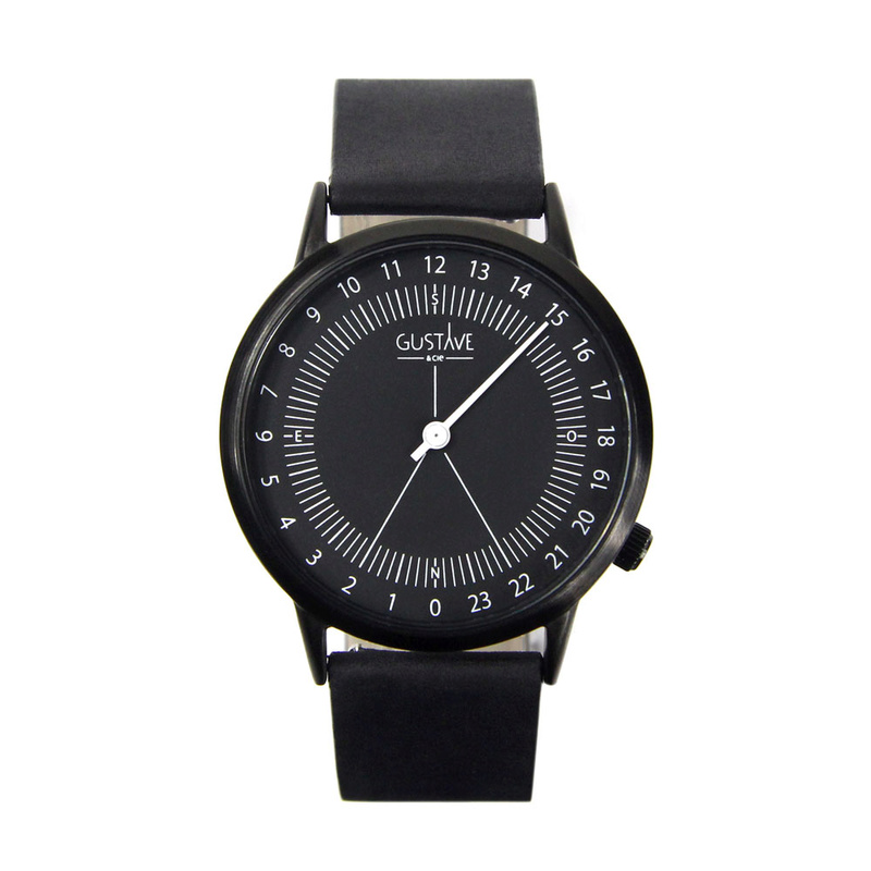 Gustave & Cie, made in Bourgogne Montre10