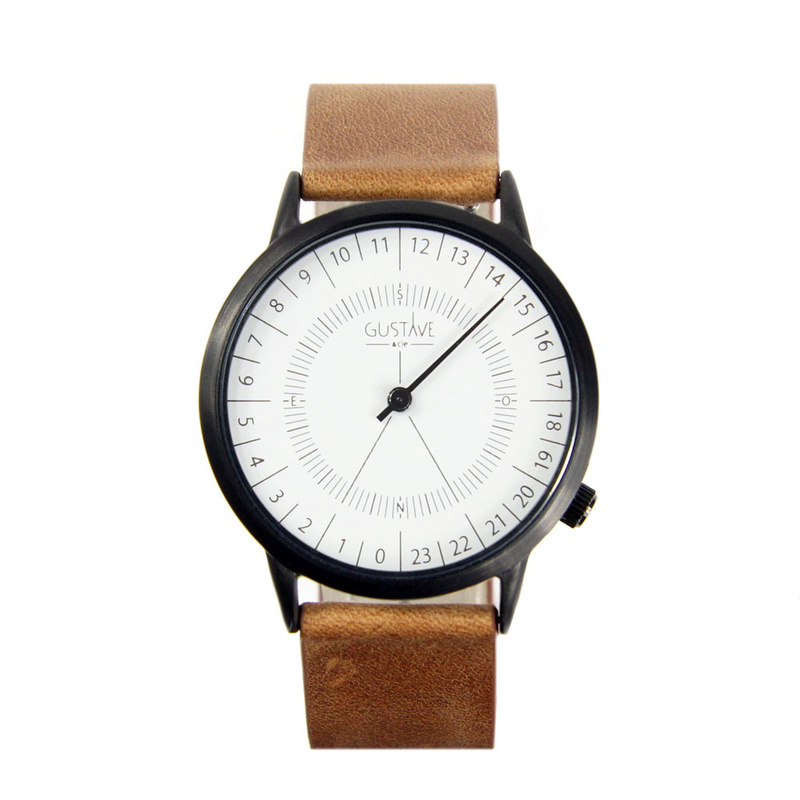 Gustave & Cie, made in Bourgogne Montre11