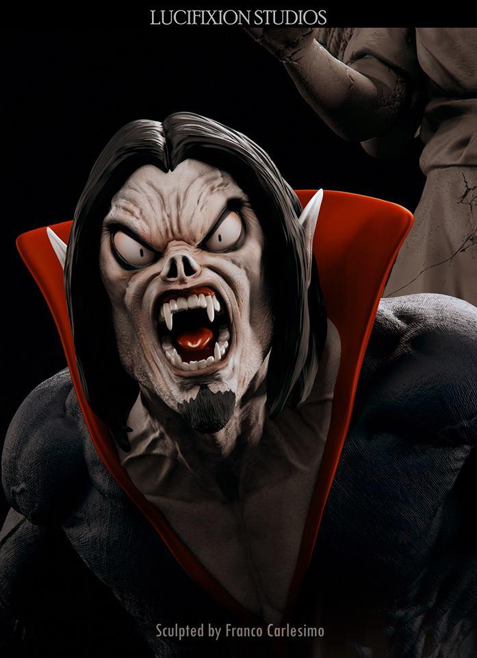 Morbius  Living Vampire 1/4 par Lucifixion Studios  18952610