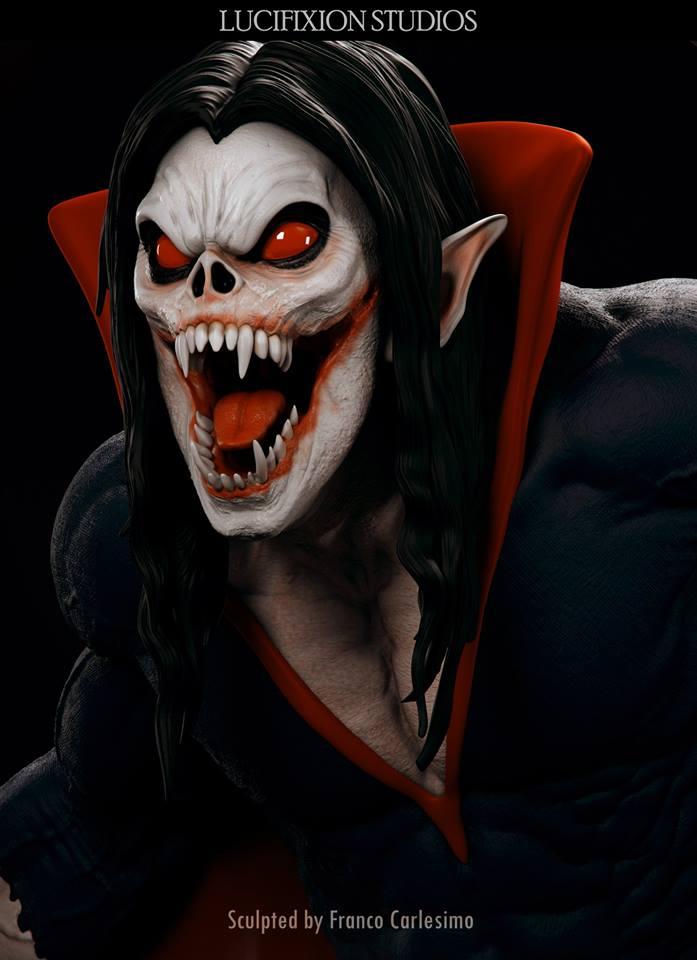 Morbius  Living Vampire 1/4 par Lucifixion Studios  19059110