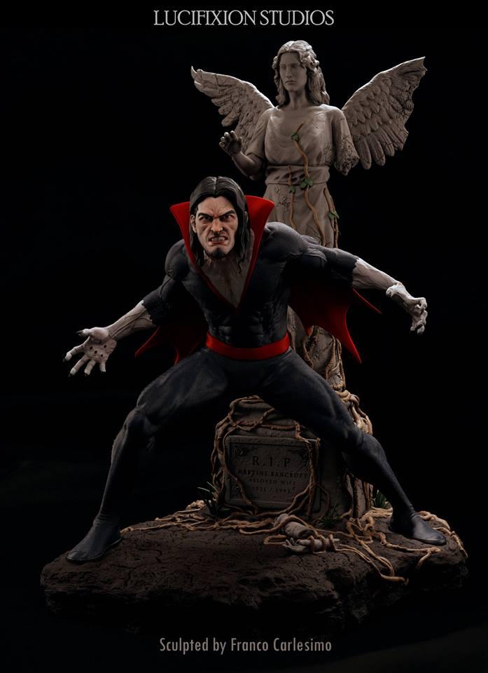 Morbius  Living Vampire 1/4 par Lucifixion Studios  19059310