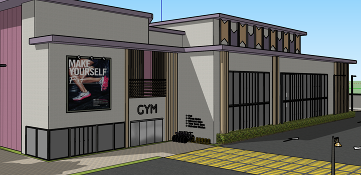 Quaint School Community's Area Gym-0110