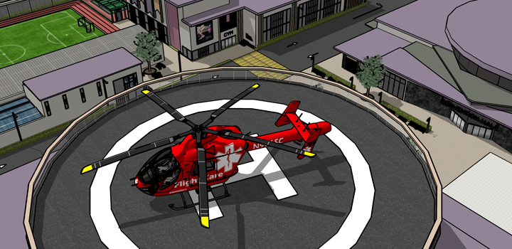 Quaint School Community's Area Heli-013