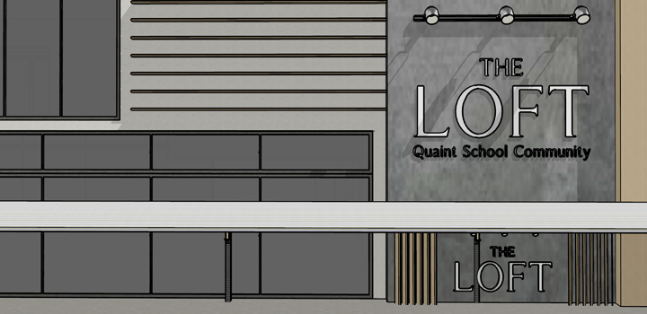 Quaint School Community's Area Loft-011