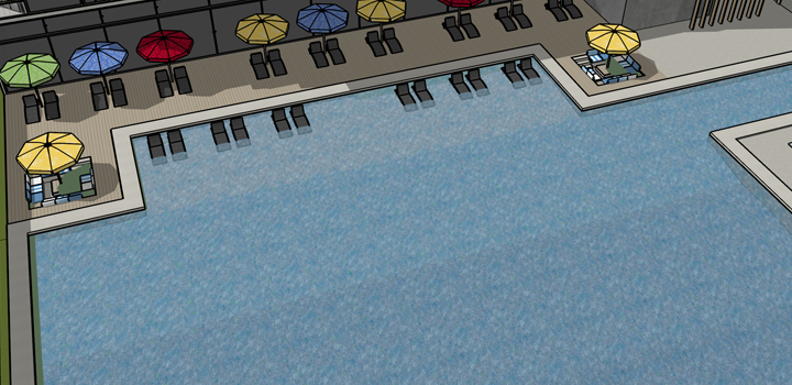 Quaint School Community's Area Pool-011