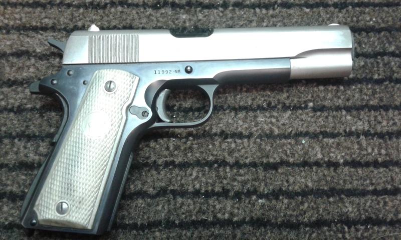 Colt 45 20180115