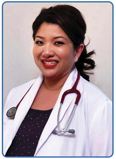 Dr.  Cherry Adjchavanich -New GP at CHAPALA MED  26994110