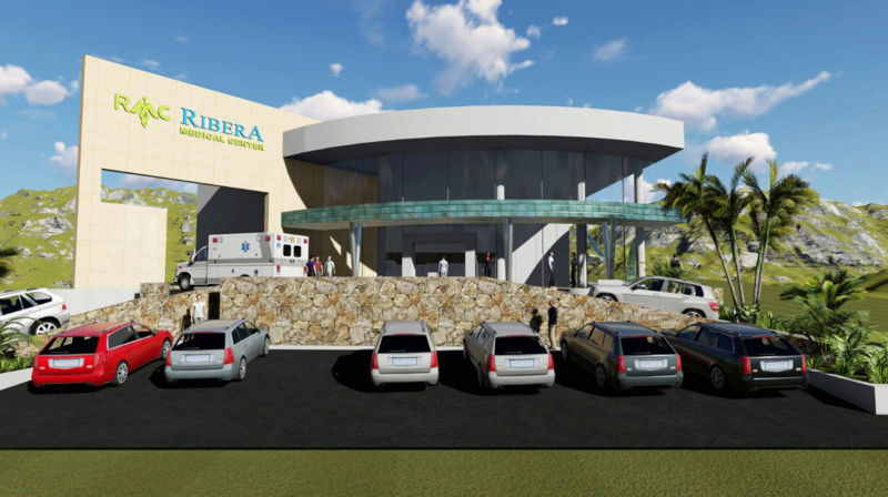 """THE"" NEW HOSPITAL - RBC (Ribera Medical Center) Screen10"