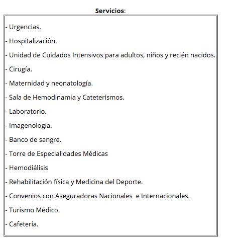 """THE"" NEW HOSPITAL - RBC (Ribera Medical Center) Screen11"