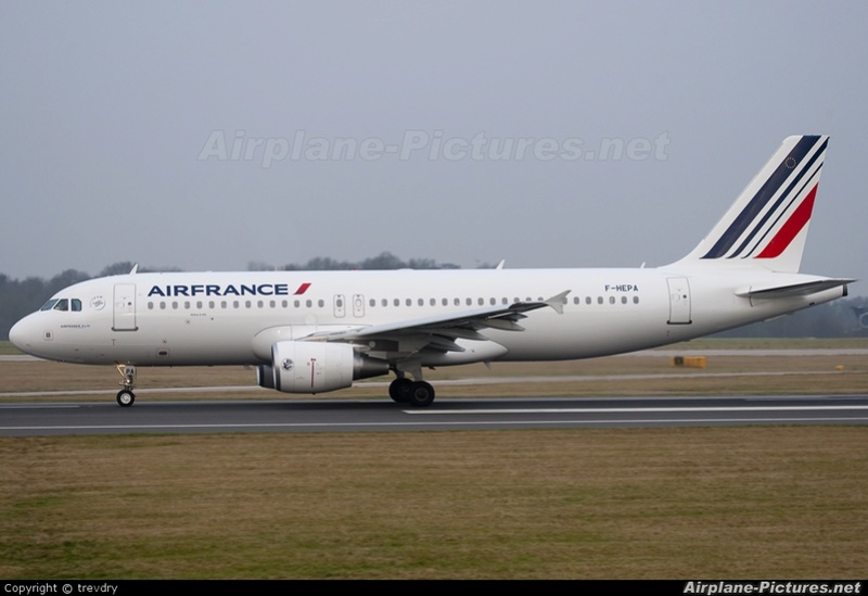 F-HEPA :un A320 Air France Img_4712
