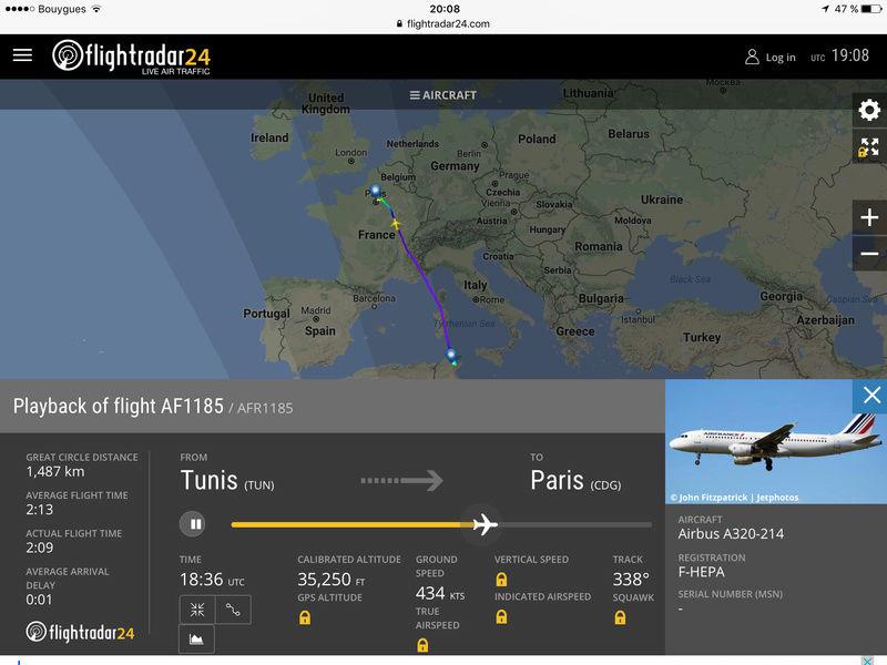F-HEPA :un A320 Air France Img_4716