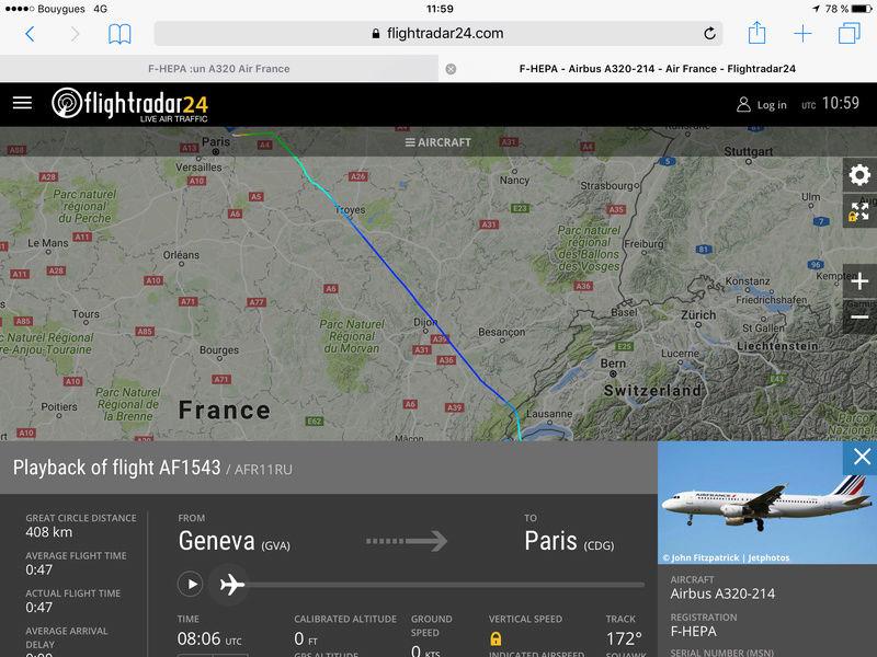 F-HEPA :un A320 Air France Img_4826