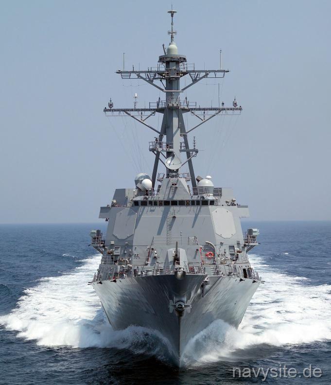 USS FORREST SHERMAN - DDG 98 Img_4834