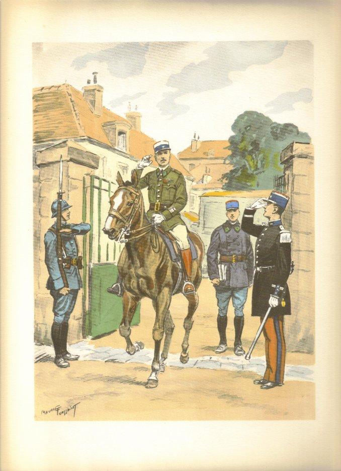 Sabre fantaisie cavalerie / artillerie / train des équipages, garde à la Nancy Bucquo11