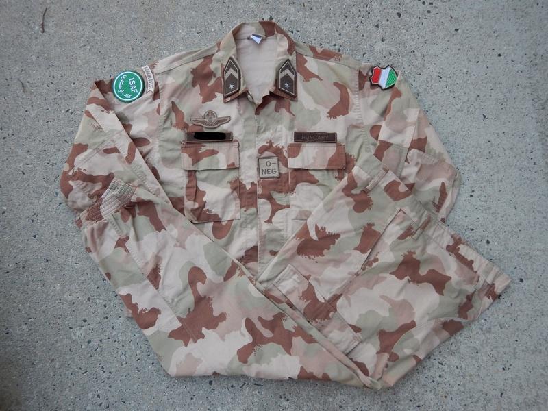 Desert 4 color uniform  Dscn6513