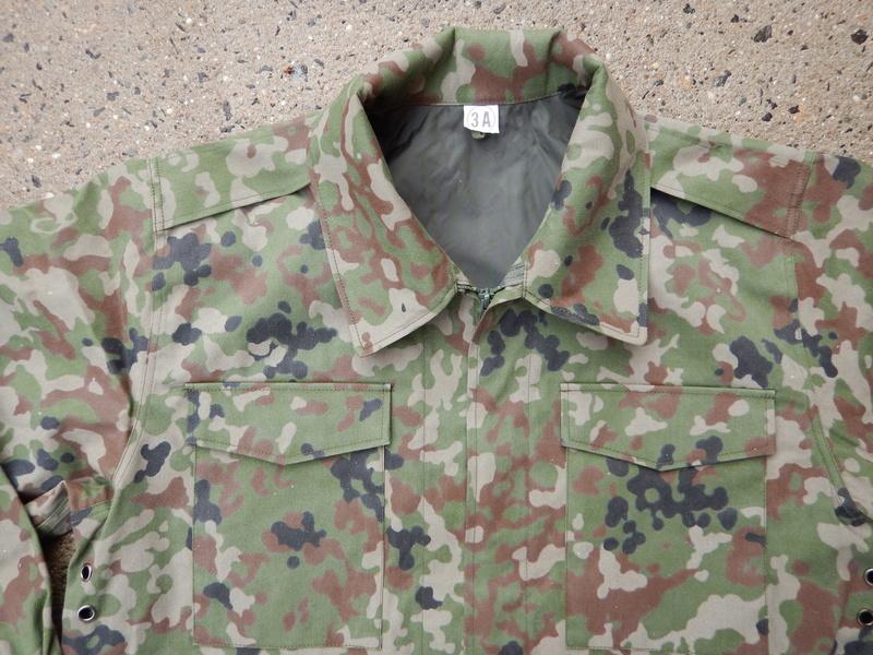 Current JGSDF field jacket Dscn6921