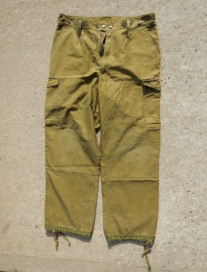 Norwegian olive field trousers Dscn6924