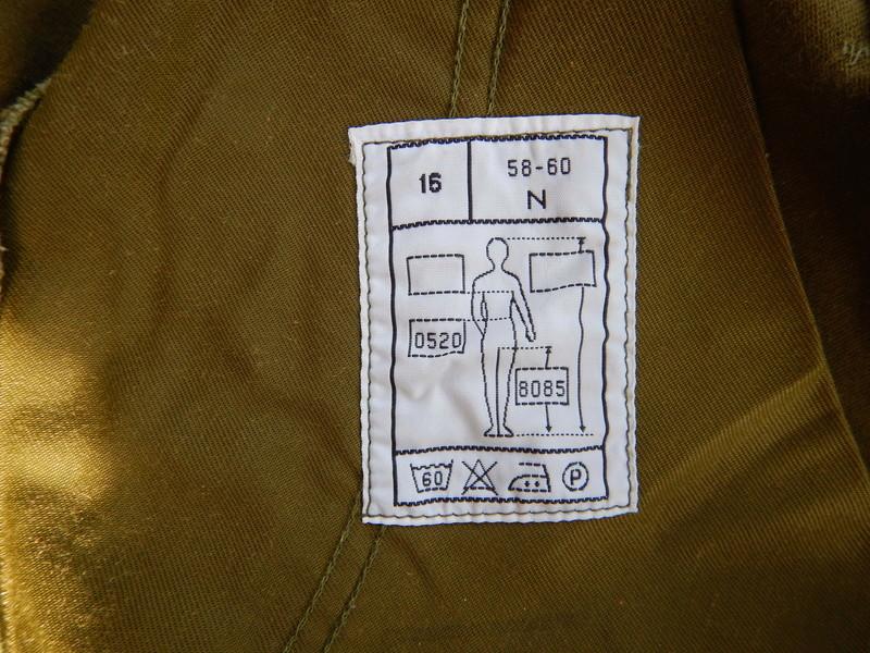 Norwegian olive field trousers Dscn6925