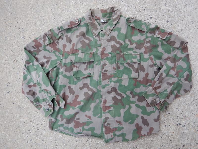 Lithuanian 3 Color Amoeba Shirt Dscn6955