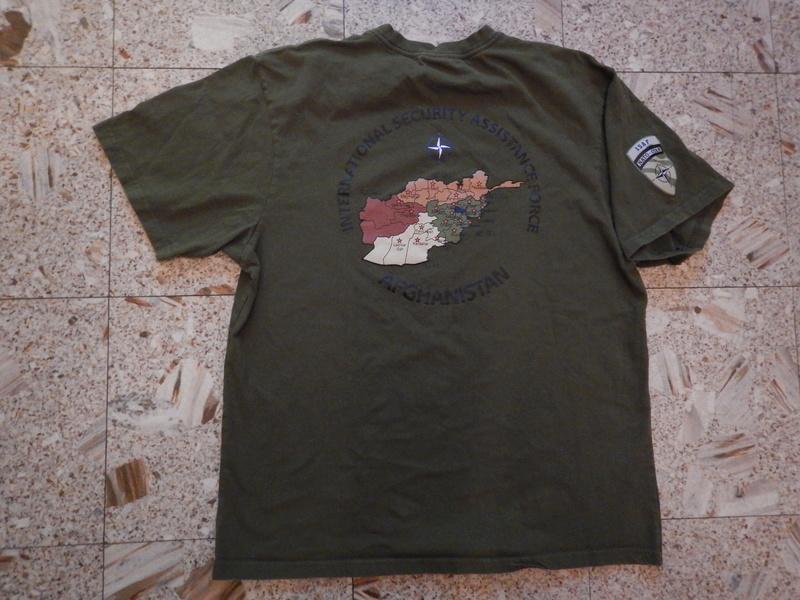ISAF T shirt Dscn7022