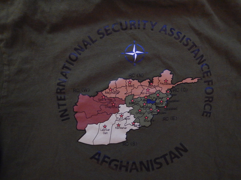 ISAF T shirt Dscn7023