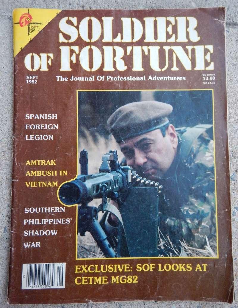 Soldier of Fortune magazine 1982 Dscn7038