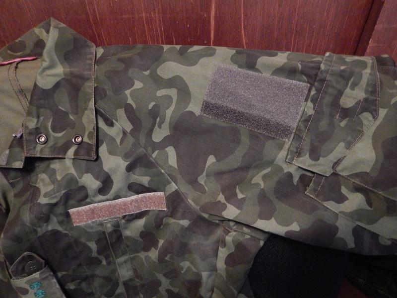 Estonian Defense League uniforms Dscn7716
