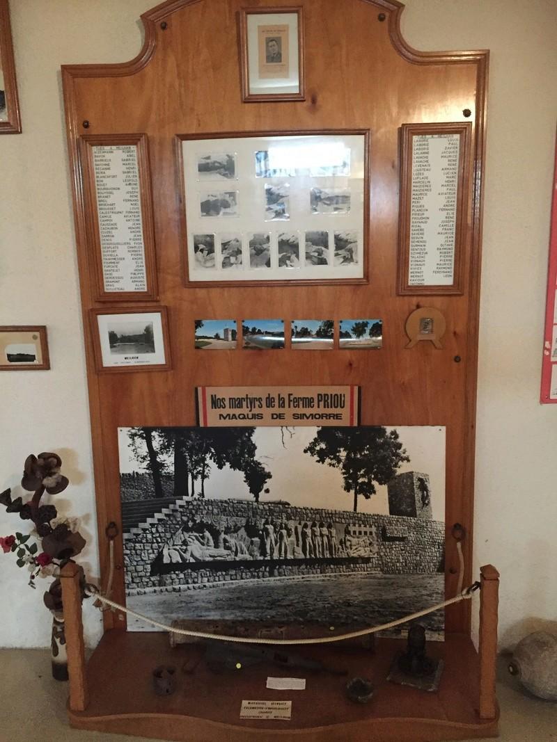Musée de la Résistance et de la déportation de Auch (Gers) Img_2315