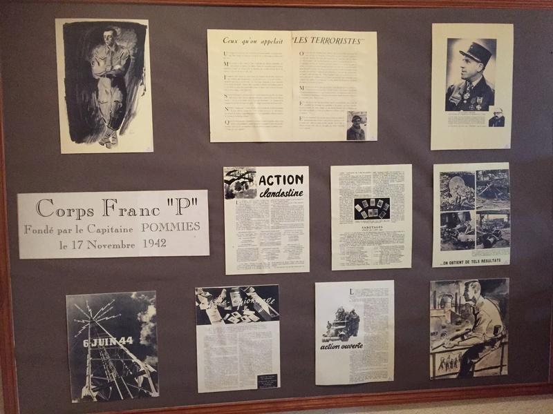 Musée de la Résistance et de la déportation de Auch (Gers) Img_2317