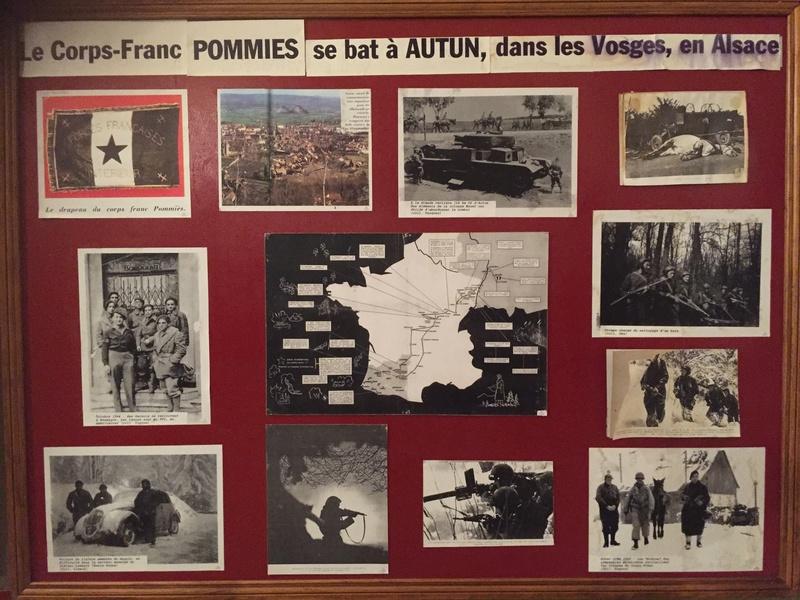 Musée de la Résistance et de la déportation de Auch (Gers) Img_2318