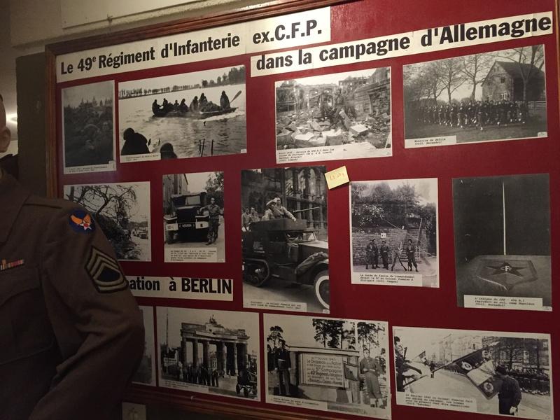 Musée de la Résistance et de la déportation de Auch (Gers) Img_2319