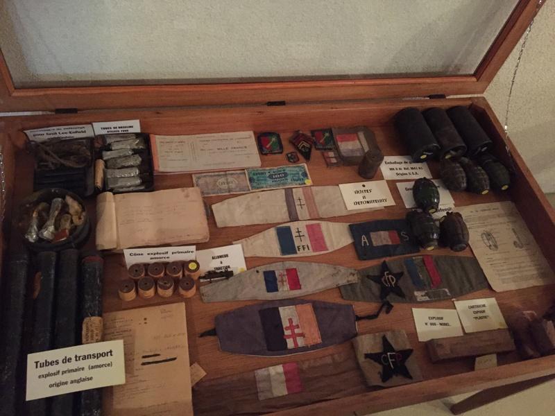 Musée de la Résistance et de la déportation de Auch (Gers) Img_2320
