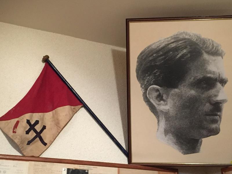 Musée de la Résistance et de la déportation de Auch (Gers) Img_2323