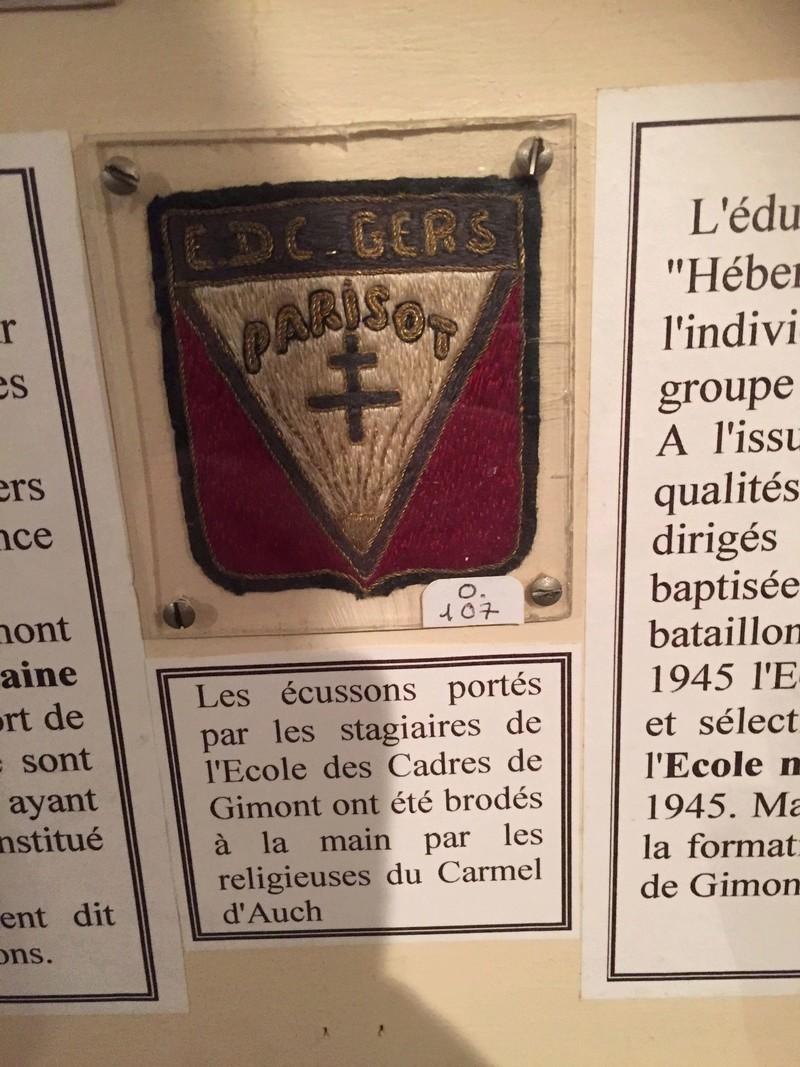 Musée de la Résistance et de la déportation de Auch (Gers) Img_2324