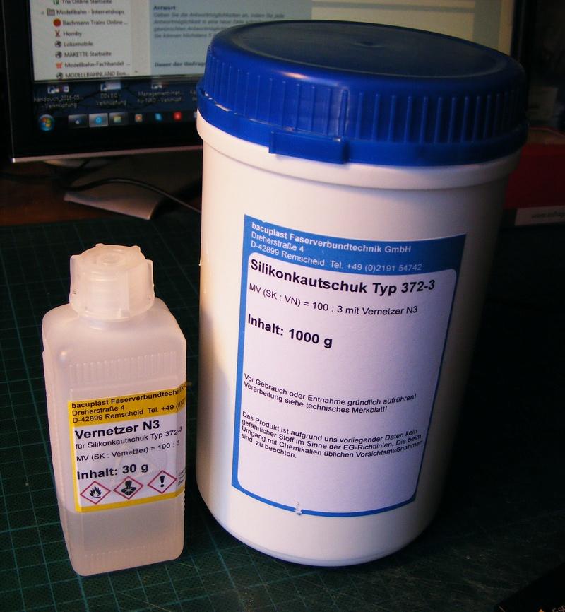 Silikon-Abguß und Vakuum - Kammer von lok1414 - Sammelbeitrag Dscf8315