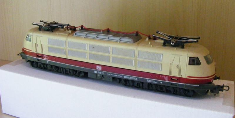 Lima's  BR 103 obenrum aufgepeppt Dscf8811