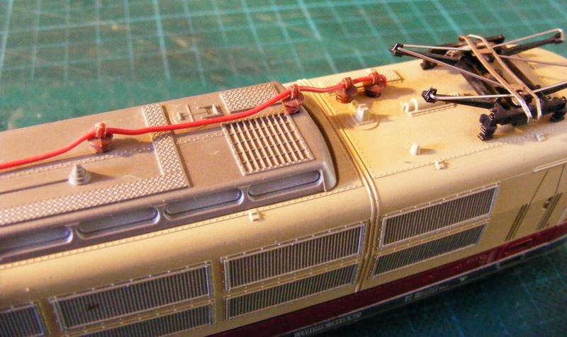 Lima's  BR 103 obenrum aufgepeppt Dscf8814
