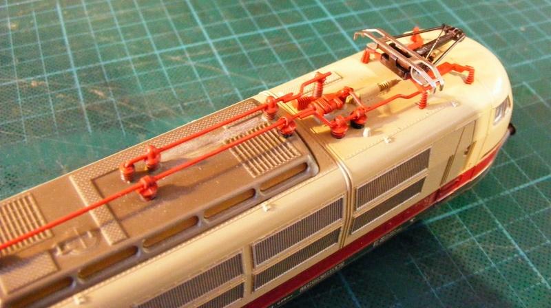 Lima's  BR 103 obenrum aufgepeppt Dscf8815