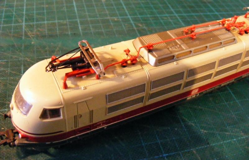 Lima's  BR 103 obenrum aufgepeppt Dscf8816