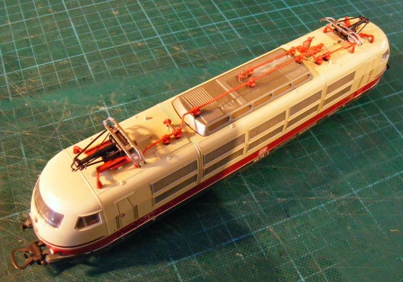 Lima's  BR 103 obenrum aufgepeppt Dscf8817
